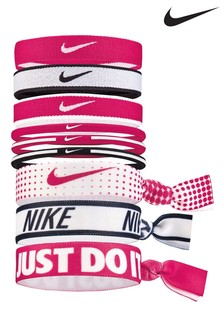 Nike Mixed Ponytail Holders Nine Pack