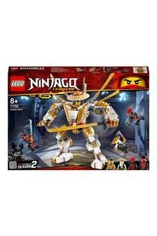Joc LEGO® Ninjago Robot de aur 71702