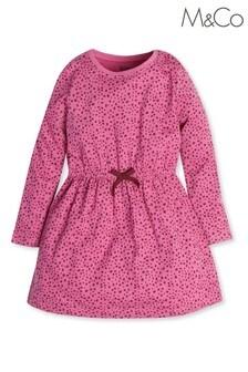 فستان منقط منM&Co