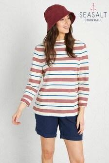 Seasalt Natural Oceangoing Sweatshirt