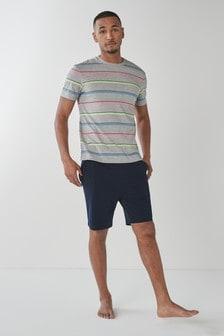 Stripe Pyjamas Set
