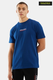 Nautica Competition Blue Afore T-Shirt
