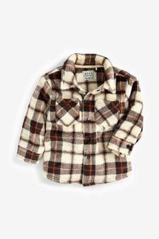 Soft Touch Fleece Long Sleeve Shirt (3mths-7yrs)