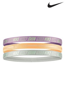 Nike Pastel Headbands Three Pack