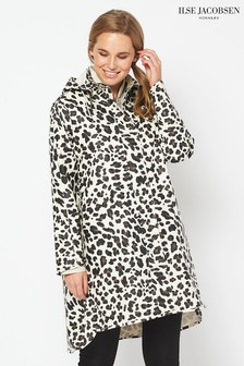 Ilse Jacobsen Hornbk Cream Raincoat