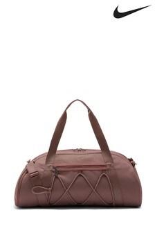 Nike Purple One Duffel Bag
