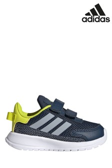 adidas Navy/Yellow Trainers