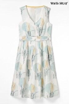 White Stuff藍色Sunrays洋裝