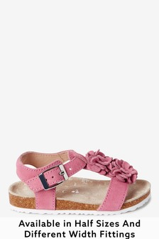 Flower Sandals (Younger)