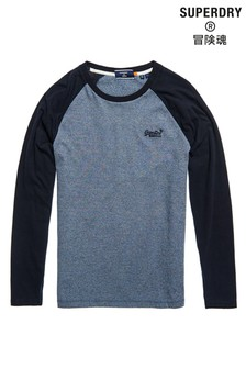Superdry Blue Top