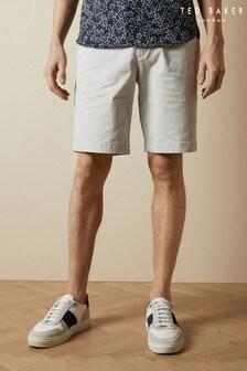 Ted Baker Buenose Chino-Shorts aus Baumwolle