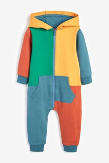ثوب من قطعة واحدة جيرسيه تصميم مختلط (3 شهور -7 سنوات)