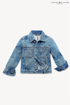 Tommy Hilfiger - Looney Tunes - Giacca in denim unisex