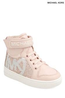 Michael Kors Sneakerstiefel, Roségold