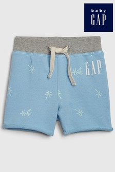 Синие шорты Gap