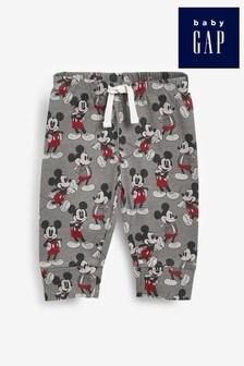 Gap Disney™ Mickey Mouse™ Jogginghosen, grau