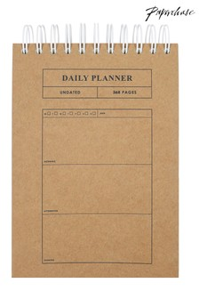 Paperchase Order And Purpose Daily Planner