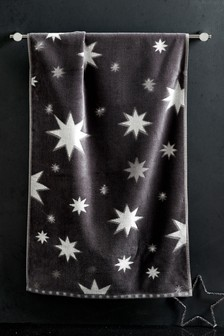 Sparkle Star Towel