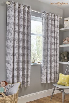 Sam Faiers Little Knightley's Elephant Trail Curtains