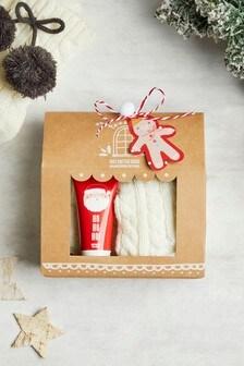 Festive Sock Gift