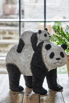 Pandaknuffelbeeldje