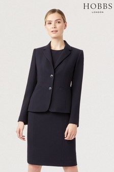 Hobbs Blue Leila Jacket
