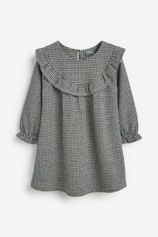 Dogtooth Dress (3mths-7yrs)