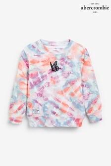 Abercrombie & Fitch Tie Dye Sweatshirt