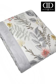 D&D White Maisie Quilted Bedspread