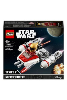 LEGO® Star Wars™ Resistance Y-wing Microfighter Set 75263