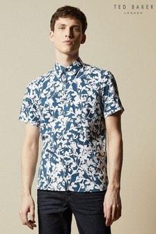 Camisa con estampado floral Smore de Ted Baker
