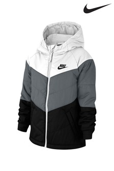 Nike Jacke, Schwarz