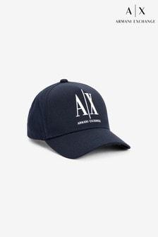 Бейсболка с логотипом Armani Exchange