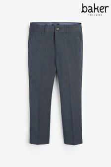 Pantalon de costume Baker by Ted Baker gris garçon
