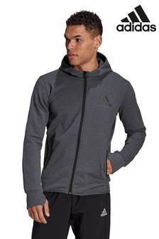 adidas Motion Zip Through Hoody