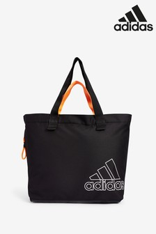 adidas Black Tote Bag