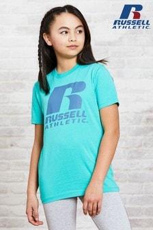 تي شيرت بشعار بناتي منRussell Athletic