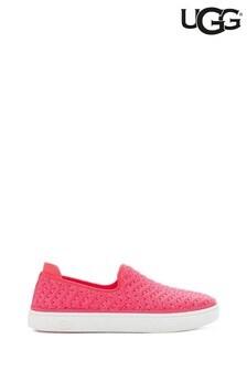 UGG® Pink Caplan Slip On Shoes
