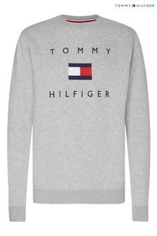 Tommy Hilfiger フラッグ ロゴ入りスウェットシャツ