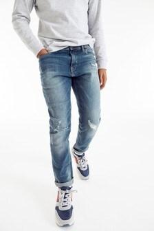 Regular Fit Distressed Jeans (3-16yrs)