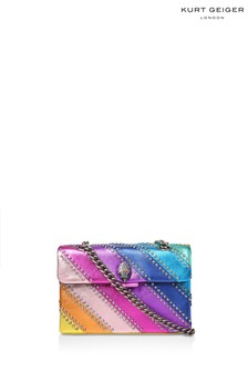 Kurt Geiger London Crystal Kensington Rainbow Bag