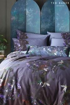 Ted Baker Purple Pomegranate Midnight Pillowcase