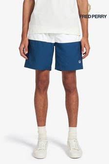 Fred Perry Colourblock Swim Shorts