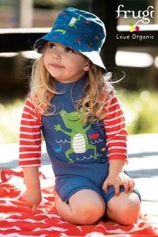 Costum cu protecție solară Frugi Oeko Tex UPF 50+