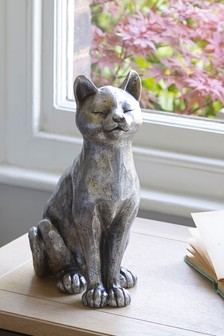 Large Cat Ornament