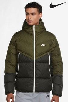 Куртка-ветровка с капюшоном Nike Sportswear