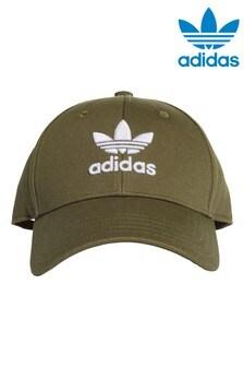 adidas Originals Khaki Adults Classic Baseball Cap