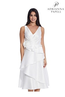 שמלה של Adrianna Papell דגם Mikado Rosette