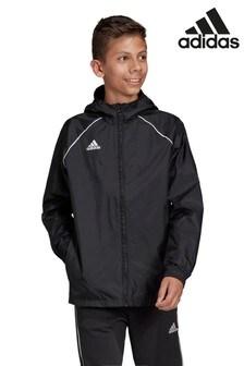 Черная куртка adidas Core 18