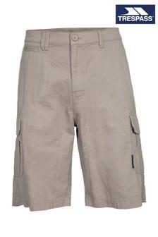 Trespass Brown Rawson - Male Shorts